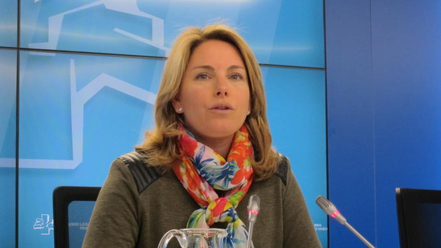 Arantza Quiroga presidirá el PP vasco tras recibir el apoyo de los secretarios provinciales