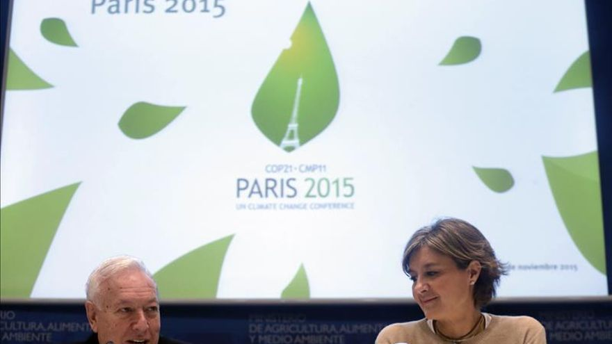 España defiende un acuerdo vinculante y duradero  contra el cambio climático