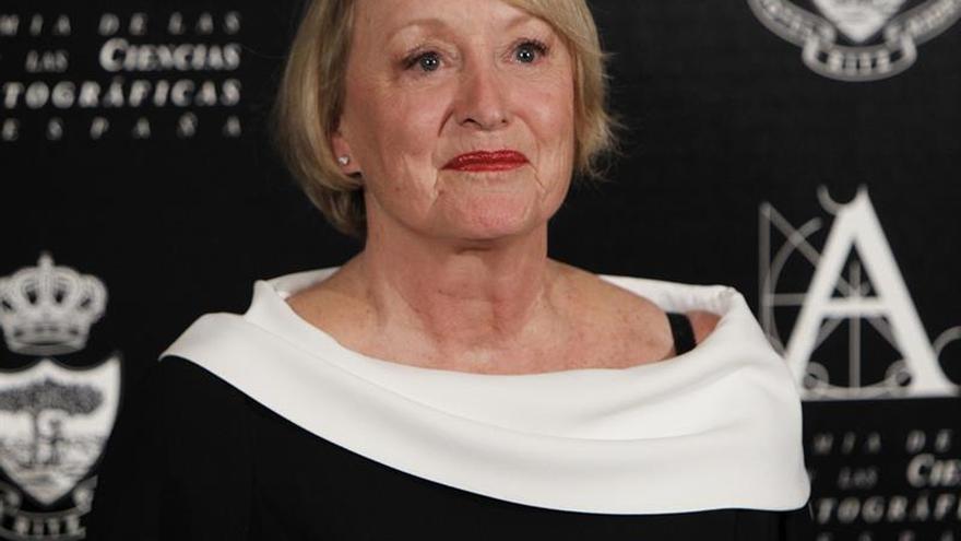 "Yvonne Blake: ""He sido la única con huevos para presidir la Academia de Cine"""