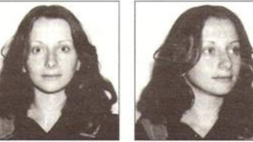 Miriam Lewin, detenida con 19 años.