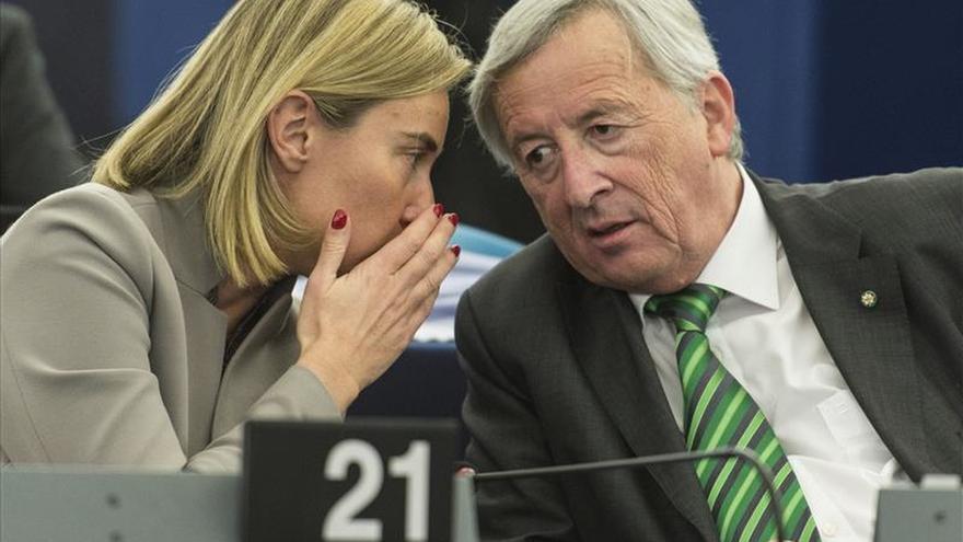 La UE pide que Turquía y otros actores se unan para vencer al Estado Islámico
