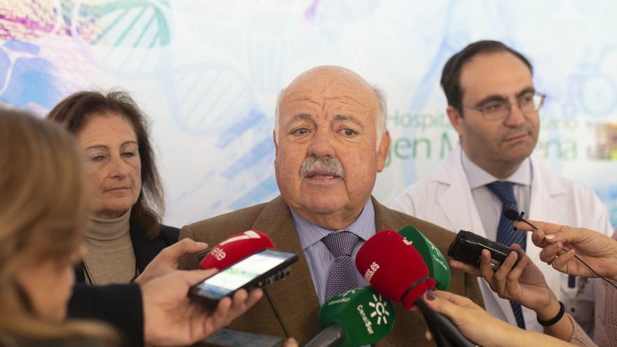 """Aguirre dice que """"hablar de eutanasia es el fracaso de los paliativos"""", por los que """"apostarán de forma contundente"""""""
