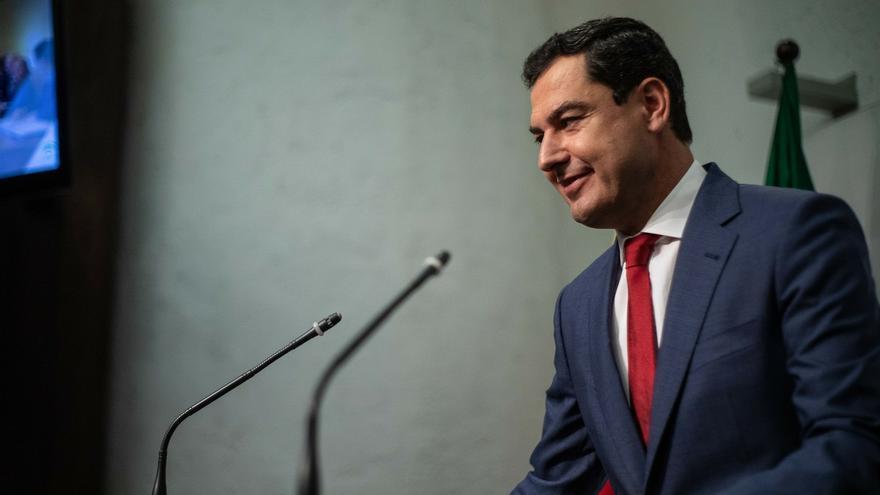 """Moreno se opone a la propuesta del Gobierno de un """"pago simbólico"""" en las autovías gratuitas: """"¿Es una broma?"""""""