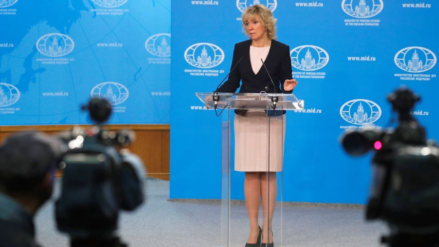Rusia insta a la UE a abandonar la idea de enviar una misión militar a Ucrania