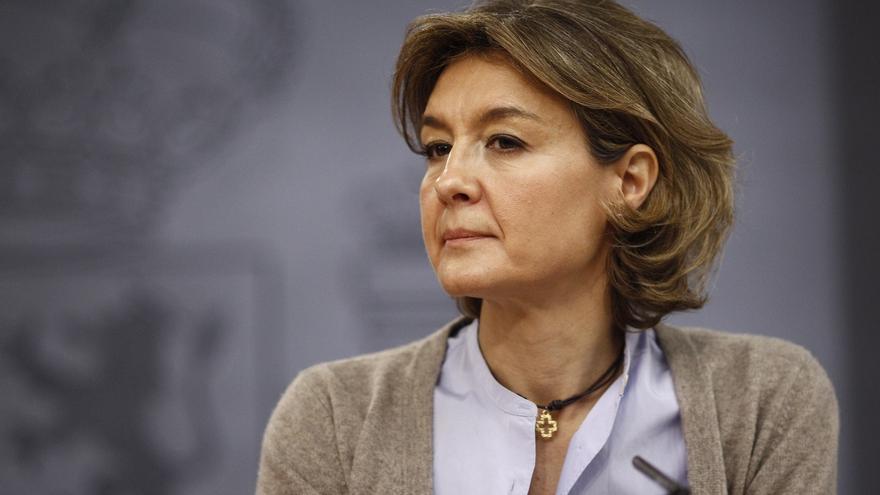 La ministra García Tejerina