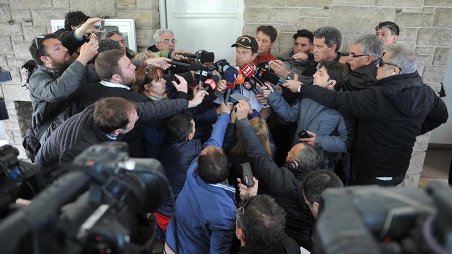 Macri se reúne con las autoridades de las Fuerzas Armadas por el submarino desaparecido