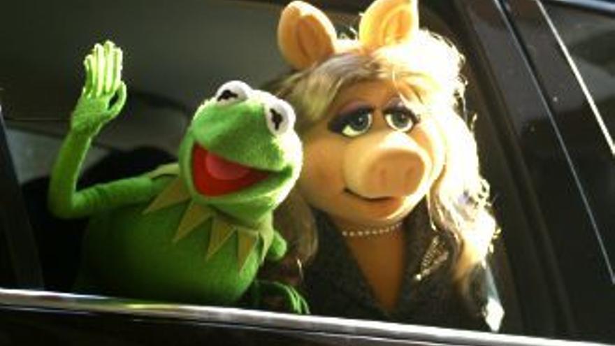 La rana Gustavo y la cerdita Peggy anuncian su divorcio
