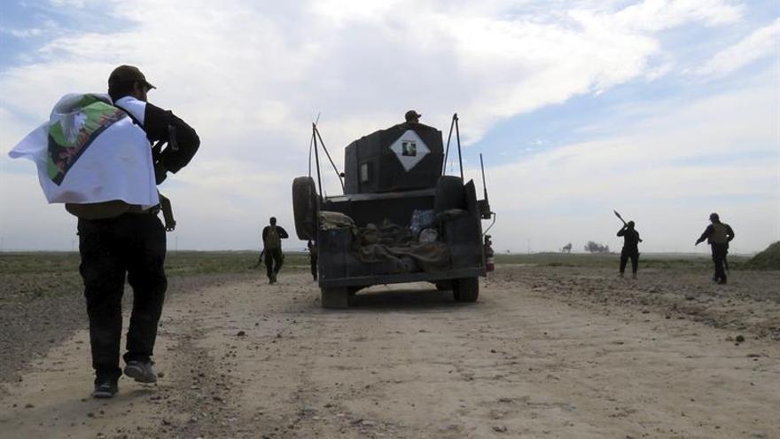 Al menos 3 muertos y 4 heridos en un atentado en un mercado en el este de Bagdad