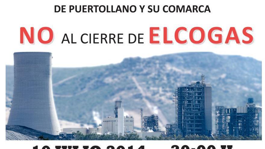 Manifestación Puertollano 10 de julio