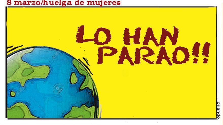 8 de marzo / huelga de mujeres