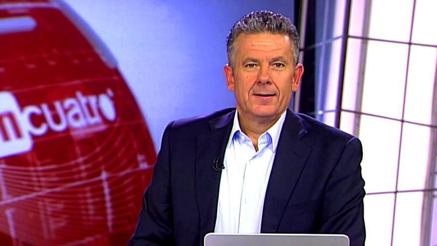Roberto Arce, en 'Noticias Cuatro'