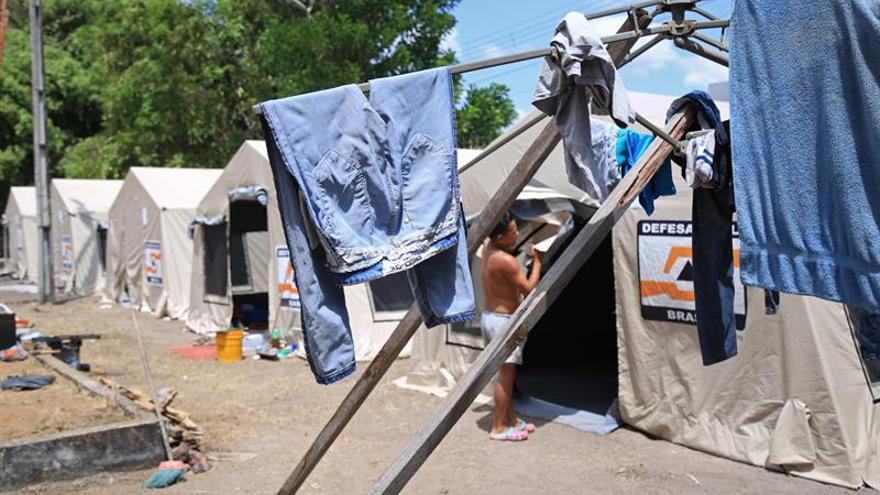 El drama de los inmigrantes venezolanos aumenta en el norte de Brasil