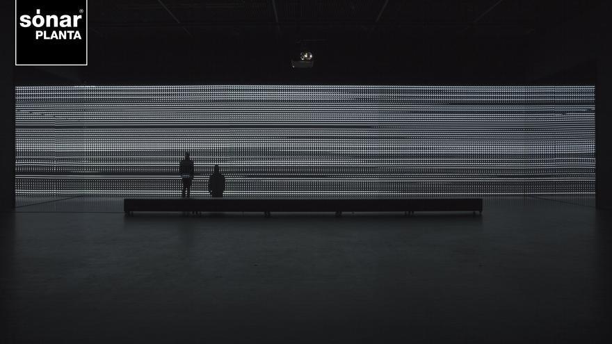 Unidisplay: Carsten Nicolai en Sonar+D