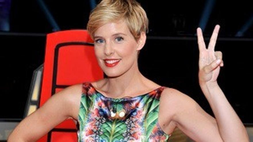 Tania Llasera avanza las grabaciones de 'La Voz 4' y fecha de emisión en Telecinco