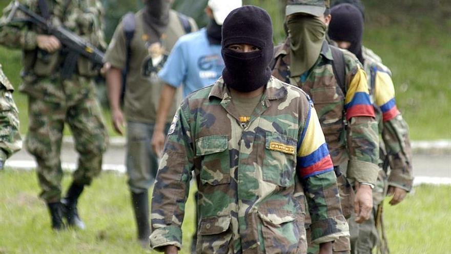 Menores saldrán de los campamentos de las FARC el 10 septiembre bajo la tutela de Unicef