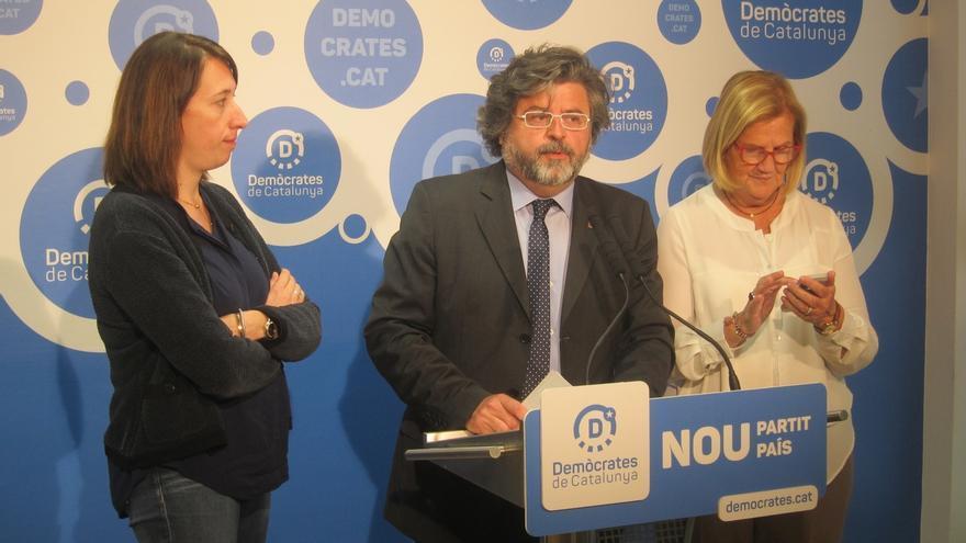 El 84% de militantes de Demòcrates apoyan una candidatura con CDC y otros integrantes