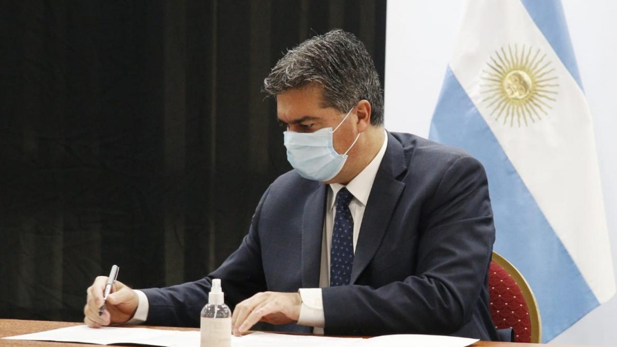 El gobernador de Chaco, Jorge Capitanich, preocupado por el avance de casos