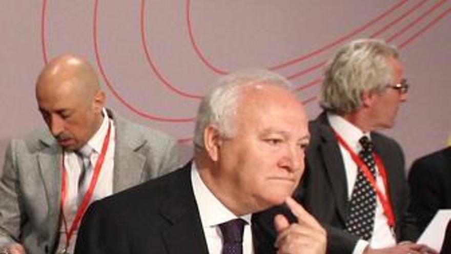 Ministro de Asuntos Exteriores y de Cooperación, Miguel Angel Moratinos