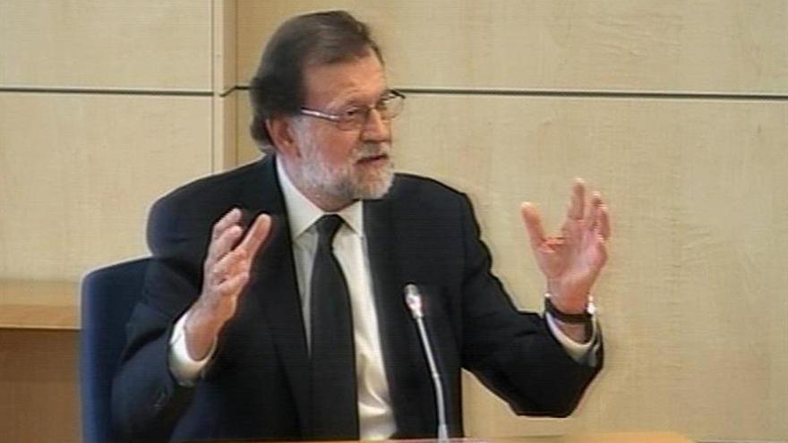 Rajoy: No sé nada de las cuentas de Bárcenas en Suiza
