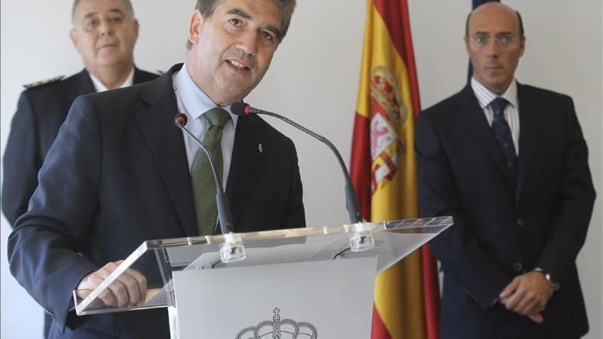 """Cosidó llama a trabajar """"sin descanso"""" hasta lograr la desaparición de ETA"""