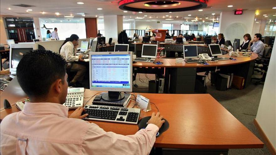Las bolsas latinoamericanas cierran a la baja en sintonía con Wall Street