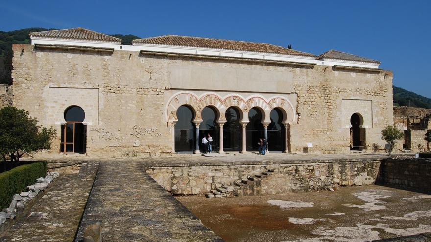 La Junta negocia inversión privada para restaurar el Salón Rico de Medina Azahara