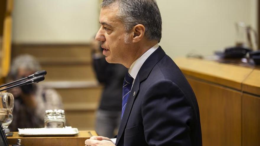 Urkullu pide un esfuerzo de entendimiento que conduzca a pactos estatales