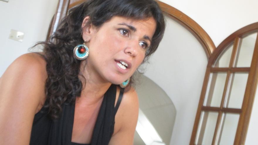 Teresa Rodríguez rectifica sus declaraciones sobre Tsipras para que no se utilicen contra Grecia