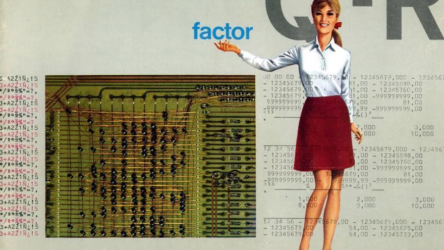 Factor-Q, el segundo ordenador de Telesincro