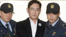 El heredero de Samsung, condenado a 5 años de cárcel por el caso de 'La Rasputina'