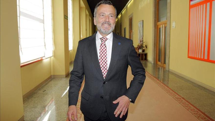 Agustín Hernández, nuevo alcalde de Santiago