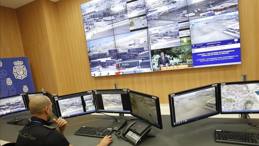 El Estrecho dispone de un nuevo centro de coordinación de puestos fronterizos