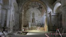Abierto por obras: visitas guiadas a los trabajos arqueológicos en una iglesia ubetense