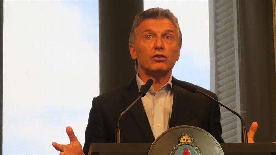 Macri dice que se respetó la ley en el acuerdo con la empresa familiar pero reconoce el error