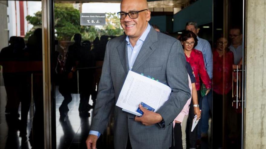 """El Gobierno de Venezuela asegura que el diálogo con la oposición está """"a punto de lograrse"""""""