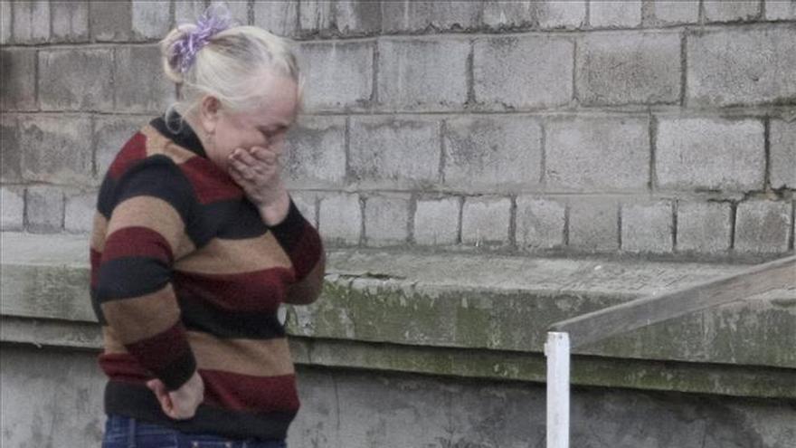 Al menos dos muertos por minas de mortero en Donetsk, en el este de Ucrania