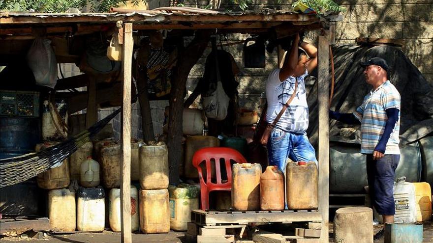 Un muerto en protesta por gasolina en zona fronteriza de Colombia y Venezuela