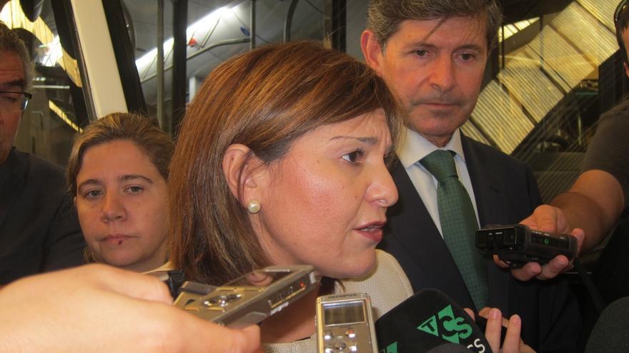 Isabel Bonig, coordinadora general del PP de la Comunitat Valenciana