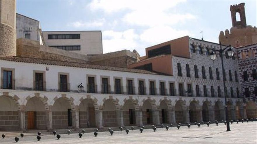 Cubo Biblioteconomía Badajoz