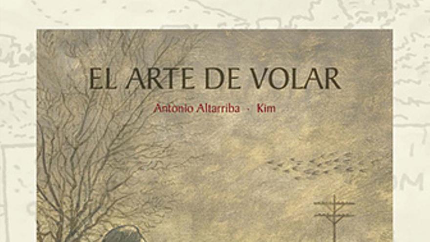 El Arte de Volar, premio nacional de comic 2010