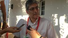 Pérez Tapias presenta una enmienda a la totalidad a la propuesta de Maíllo sobre estatutos en la Asamblea de IULV-CA