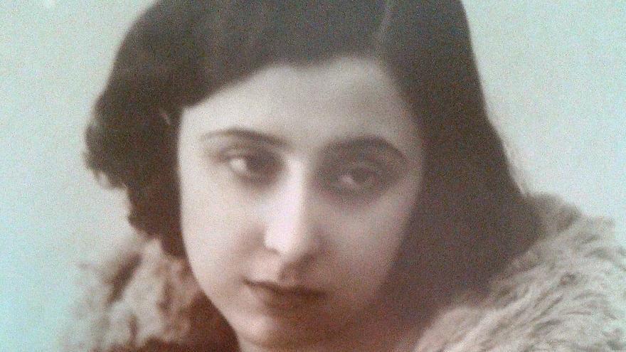 Foto de Luisa Carnés de la época en la que escribió su novela Natacha