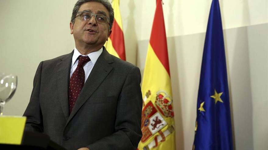 """Millo se propone desactivar la """"estrategia de colisión"""" del Govern"""