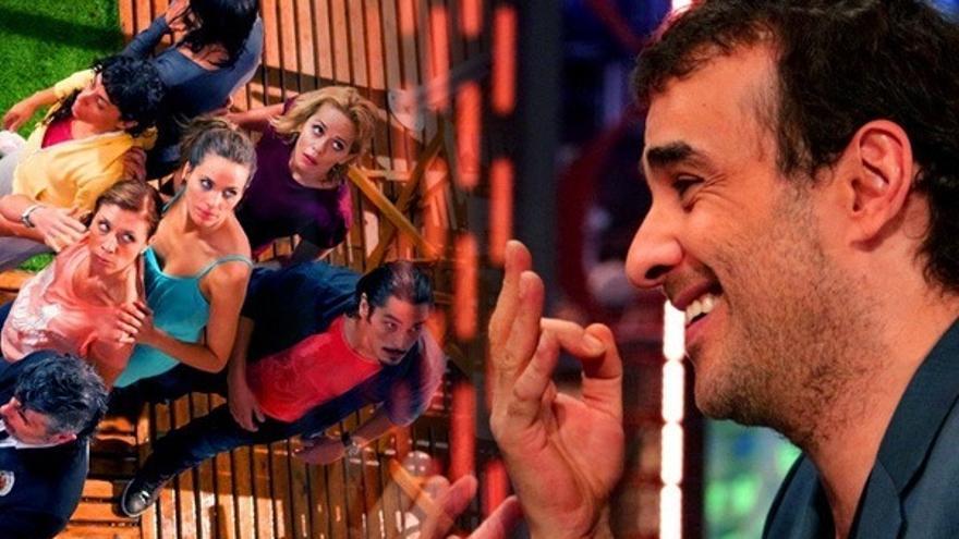 'La que se avecina' anuncia el fichaje-regreso de Luis Merlo, histórico de 'ANHQV'