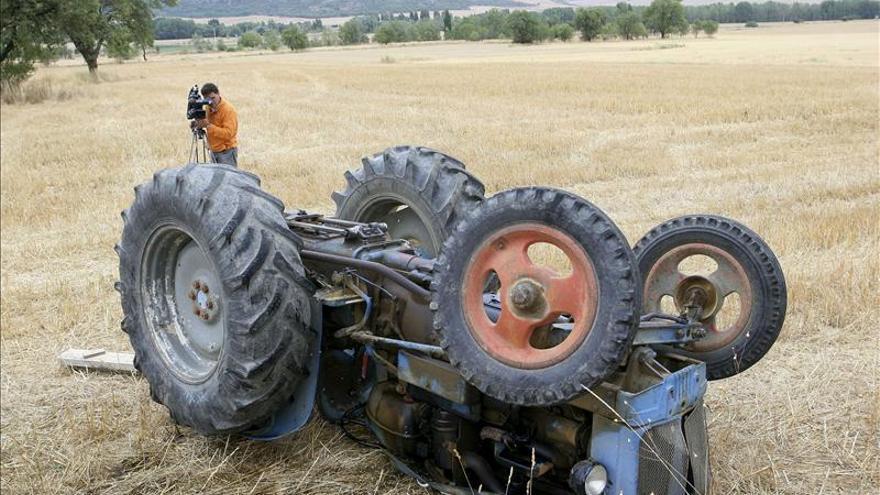 El 29 por ciento de los accidentes de autónomos se deben al sobreesfuerzo, según UATAE