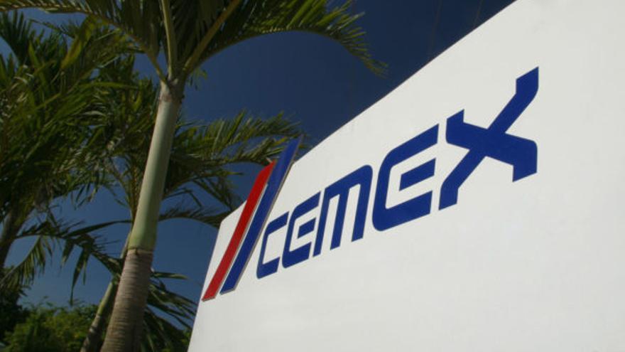 Imagen de la marca de la empresa Cemex / www.cemex.es