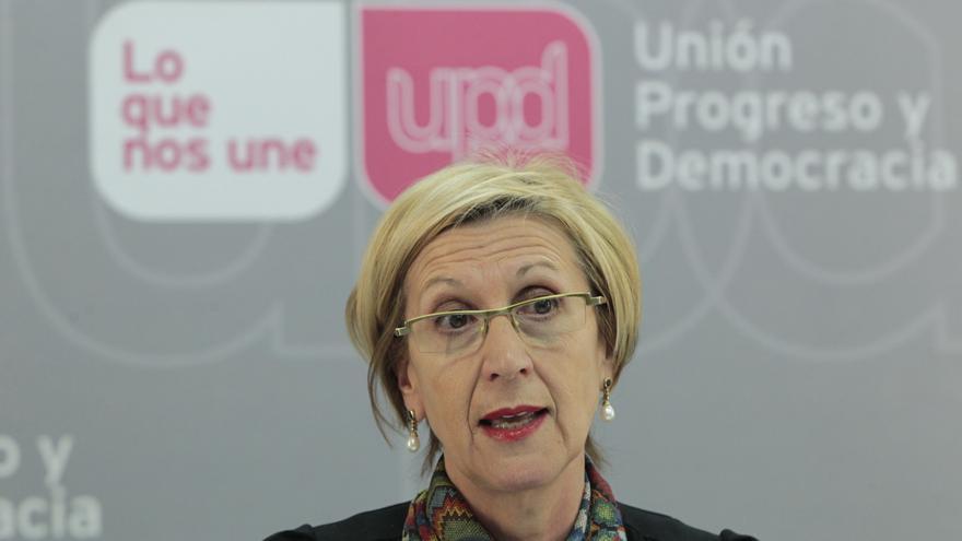 """UPyD denuncia el """"paripé"""" de votar un CGPJ reñido con la máxima constitucional de la independencia judicial"""