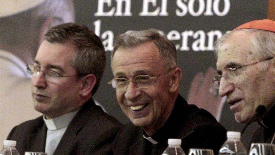 """Ladaria trabajará """"en silencio"""" como cardenal de una Iglesia que """"avanza"""""""