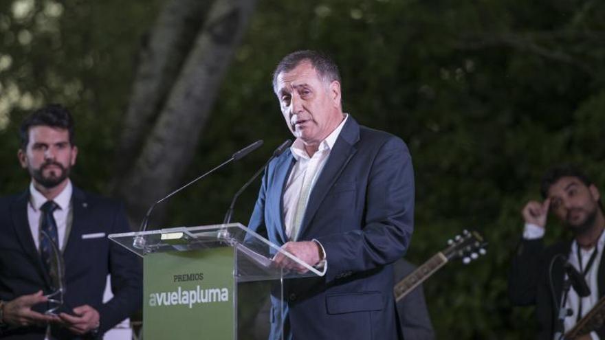 El periodista Alberto Pozas