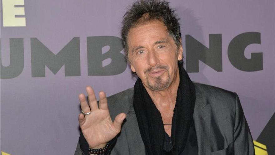 """Al Pacino dice que el teatro """"fue mi infancia y mi educación en la vida"""""""